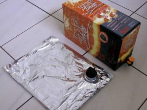 bag in box paara bebidas